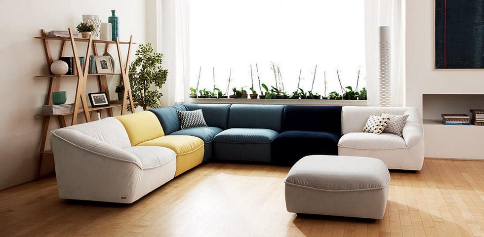 Divani divani divani for Divano e divani catalogo