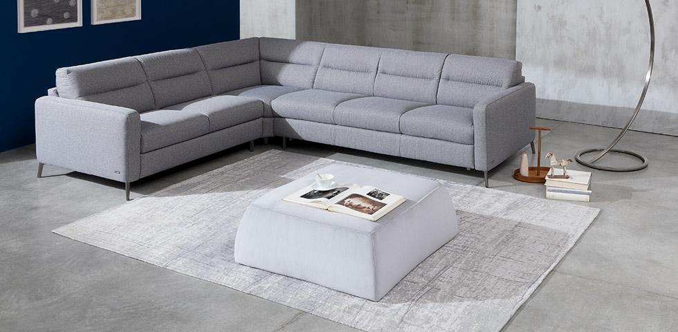 Pouf divani divani - Pouf letto natuzzi ...