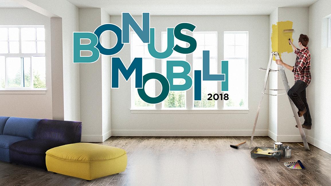 Bonus mobili 2018 divani divani for Detrazione fiscale arredamento