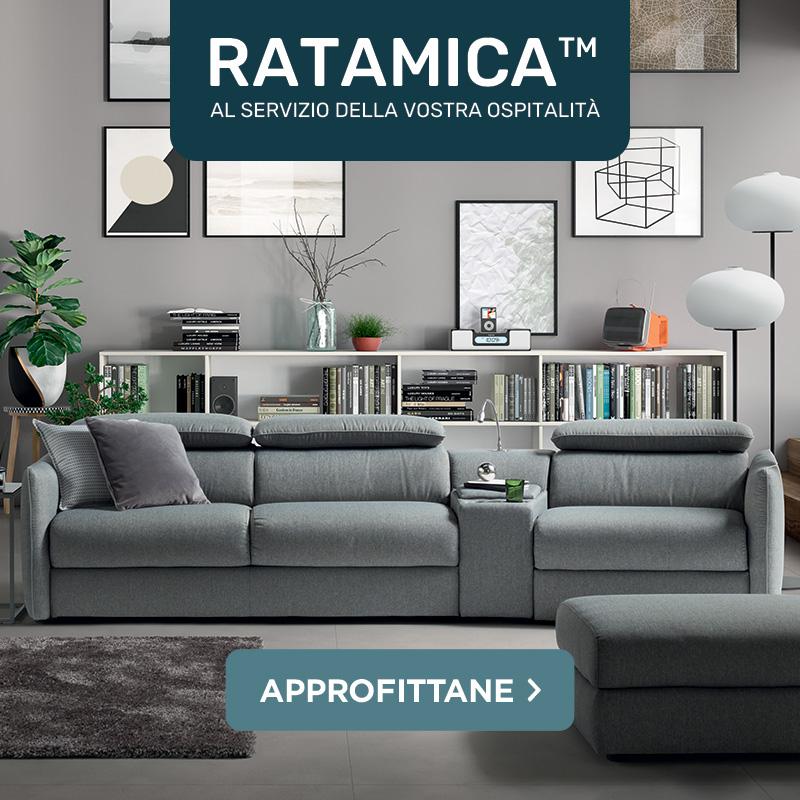 Ratamica   Divani&Divani by Natuzzi