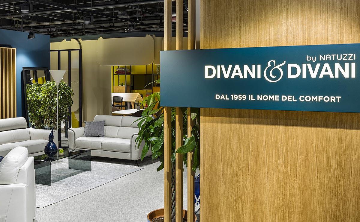 Nuova apertura Divani&Divani a Tavagnacco | Divani&Divani by Natuzzi