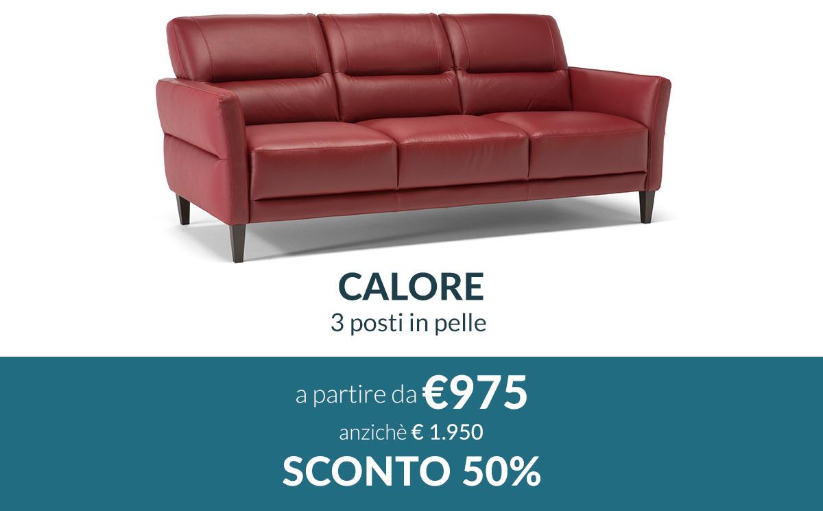 Saldi fino al 50% | Divani&Divani by Natuzzi