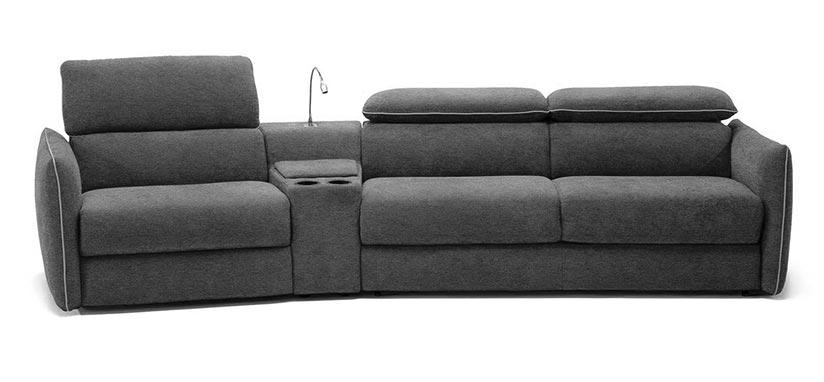 Awesome divani e divani natuzzi contemporary for Collezione divani e divani